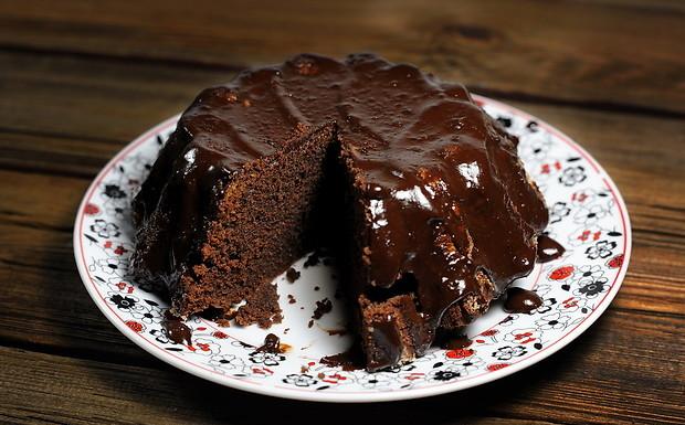 Как готовить кексы с шоколадом?