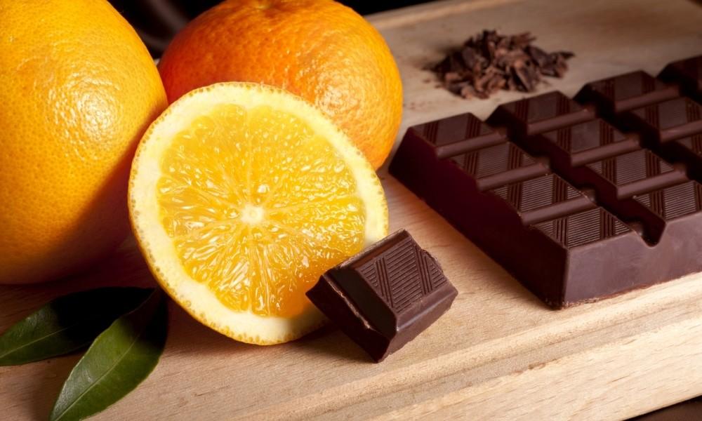 Вкусные рецепты апельсина с шоколадом