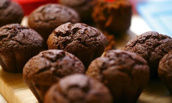 Маффины с добавлением шоколада