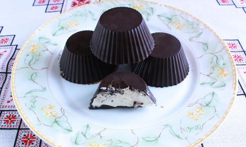 Глазированные сырки в шоколаде своими руками