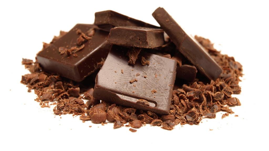 Шоколадная стружка для украшения шоколада
