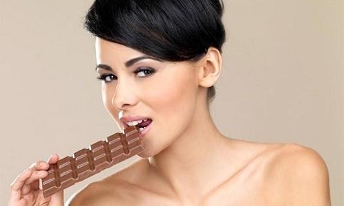 Действие шоколада на организм человека