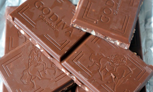 Фото соевого шоколада