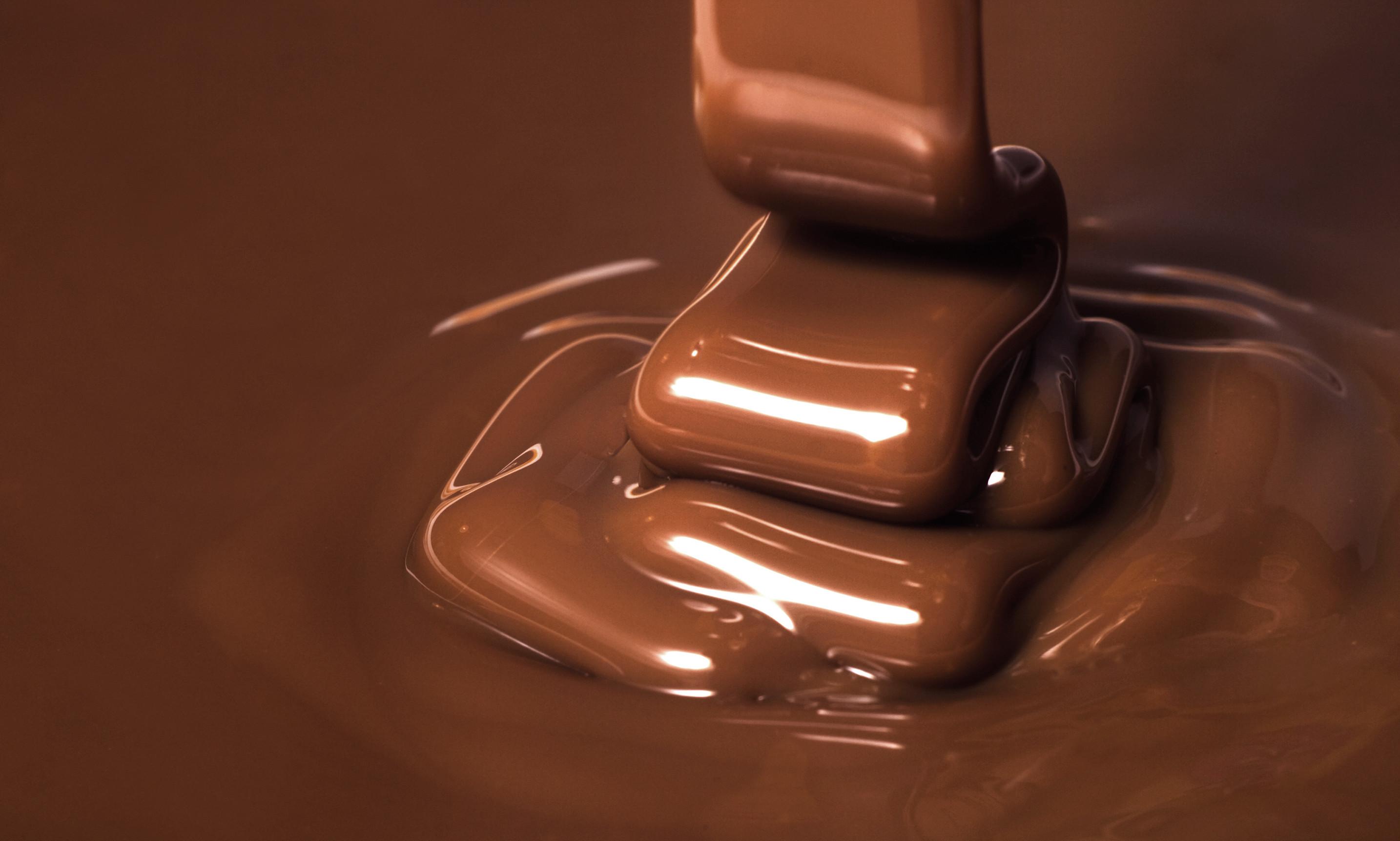 Топленный шоколад
