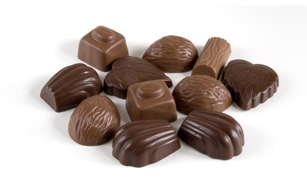 Вкусные шоколадные конфеты