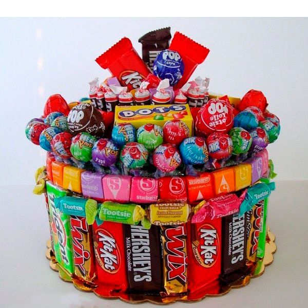 Вкусный торт своими руками фото 231