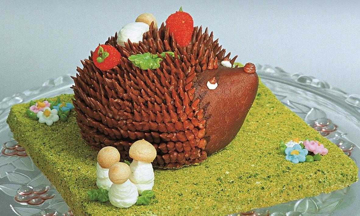доступные этом торт ежик без выпечки рецепт с фото иголочками каждую деталь