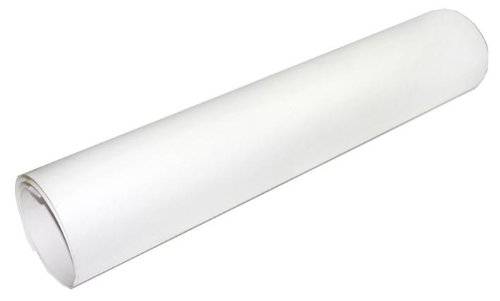 Белый ватман для оформления плаката