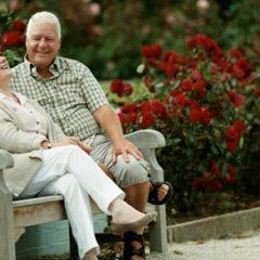 Пансионаты для пожилых людей