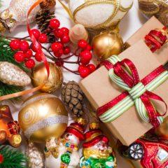 Подарки к Новому году и Рождеству