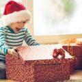новогодний подарок конфеты