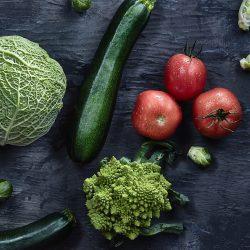 Органические овощи с доставкой на дом
