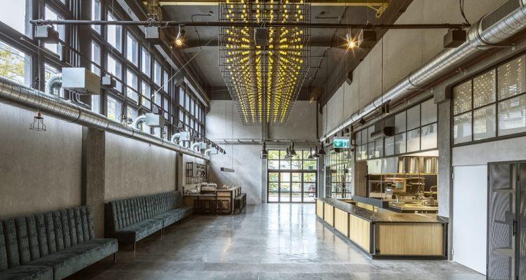 Металлоконструкции в пищевой промышленности