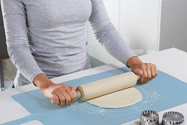 коврик для раскатки теста