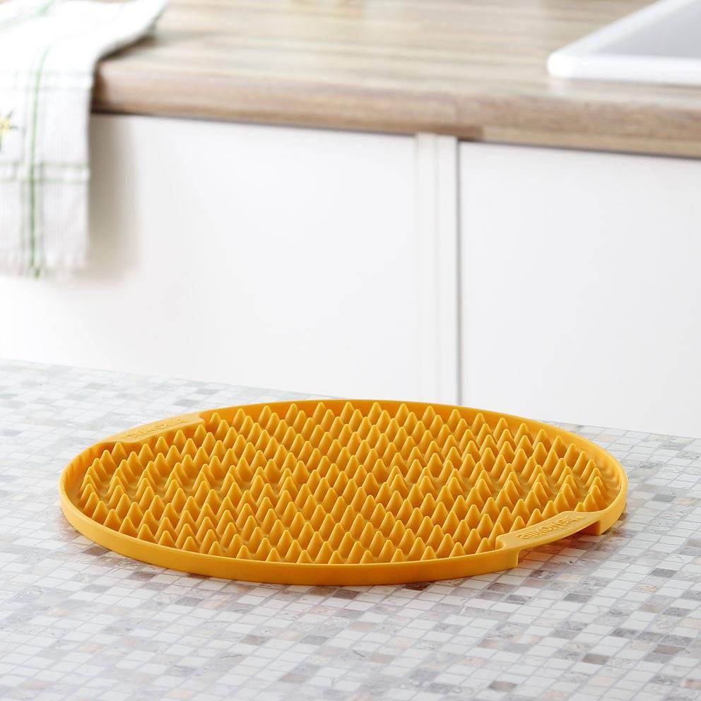 коврик силиконовый с шипами