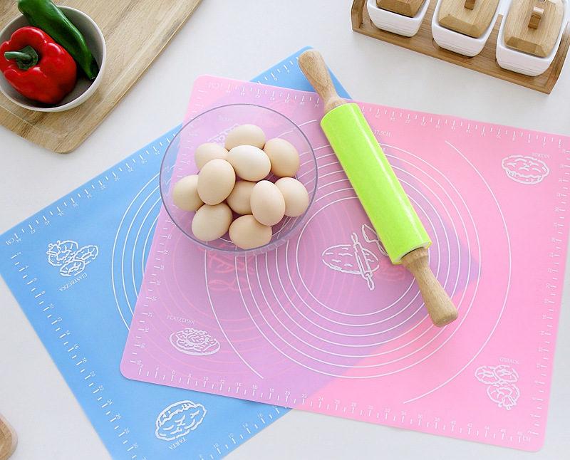 градуированный кулинарный коврик