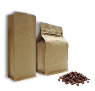 крафт-пакеты для кофе