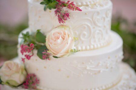 свадебные торты с доставкой
