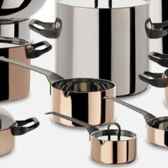 кухонная посуда из меди